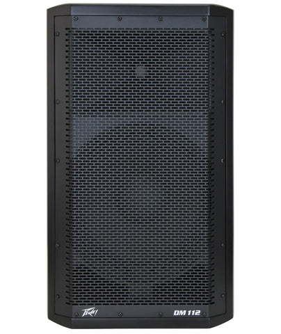 "New! Peavey Dark Matter DM 112 2-Way 660 Watt 1x12"" Powered PA Speaker Cabinet"