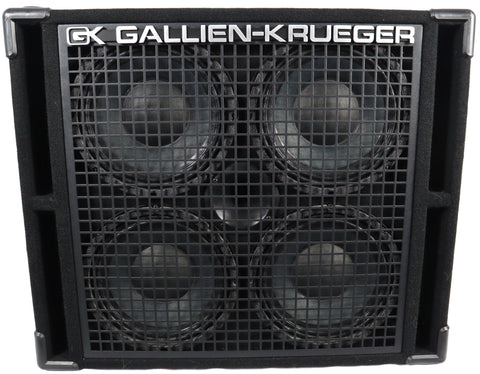 Gallien-Krueger GK 410-RBH 800w Electric Bass Guitar Amplifier Speaker Cabinet Cab