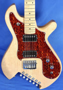 Gimenez Saint II 622B Natural Electric Guitar EMG Schaller
