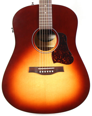 Godin Seagull Entourage QIT Autumn Burst Acoustic Electric Guitar