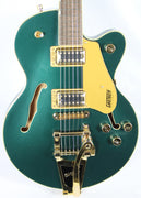 Gretsch G5655-TG Electromatic Cadillac Green Electric Guitar Bigsby Vibrato