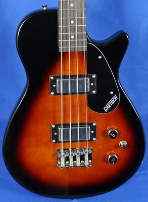 Gretsch Electromatic G2220 Junior Jet Bass II Sunburst Electric Bass Guitar