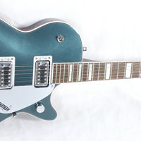 Gretsch Electromatic G5220 Jet BT Jade Grey Metallic Electric Guitar