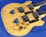 Ibanez Japan 2670 Artwood Twin Neck Double-Neck Electric Guitar