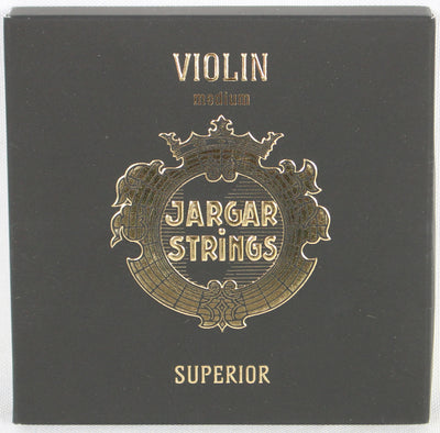 Jargar Superior Medium 4/4 Violin String Set Strings Orchestral