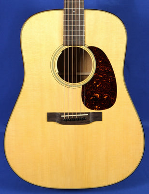 Martin D-18E 2020 Dreadnought Acoustic Electric Guitar Natural Limited Edition