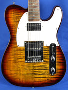 Michael Kelly 1953 Tele Tiger's Eye Electric Guitar MK53HDTERO