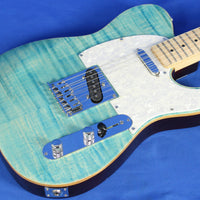 Michael Kelly 1953 Tele Blue Jean Wash Electric Guitar MK53SBJMRO