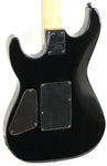 Michael Kelly 1964 SuperStrat Trans Black Electric Guitar MK64SHBPRF