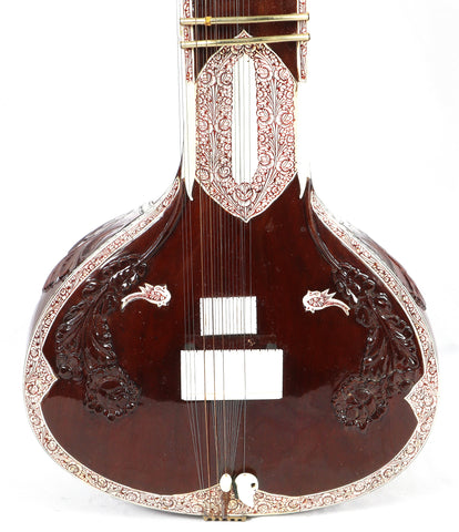Monoj Kumar Sardar India Sitar with Hardshell Case