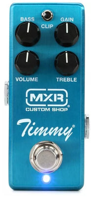 MXR CSP027 Timmy Overdrive Electric Guitar Effect Effects Pedal