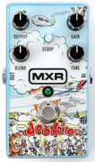 MXR DD25 Dookie Drive Green Day Overdrive Electric Guitar Effect Effects Pedal