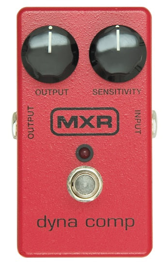 MXR M102 Dyna Comp Compressor Electric Guitar Effect Effects Pedal