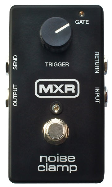 MXR Noise Clamp M195 Electric Guitar Effect Effects Noise Gate Pedal