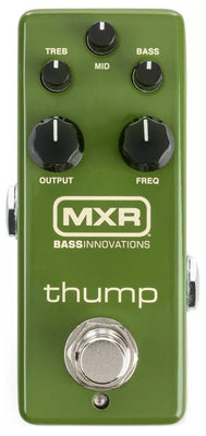 MXR M281 Thump Electric Bass Guitar Preamp Effect Effects Pedal
