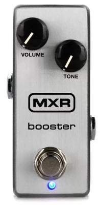 MXR M293 Mini Booster Electric Guitar Boost Preamp Effect Effects Pedal