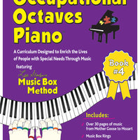 Occupational Octaves Piano Book