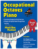 Occupational Octaves Piano Book Special Needs Music Instruction Lessons Method Books 7
