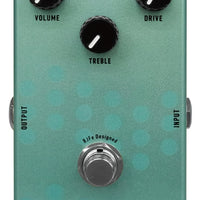 One Control Baby Blue Overdrive Electric Guitar Effect Pedal BJF Series