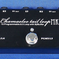 One Control Chamaeleo Tail Loop MKII Programmable Effect Loop Switching OC-5V2