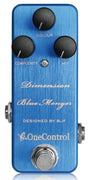 One Control Dimension Blue Monger Modulation Effect Pedal