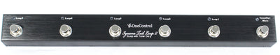 One Control Iguana Tail Loop 2 5 Loop Effect Switching Pedal OC-5PLV2