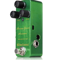 One Control Persian Green Screamer Electric Guitar Effect Pedal BJF Series