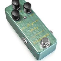 One Control Sea Turquoise Delay Electric Guitar Effect Pedal BJF Series