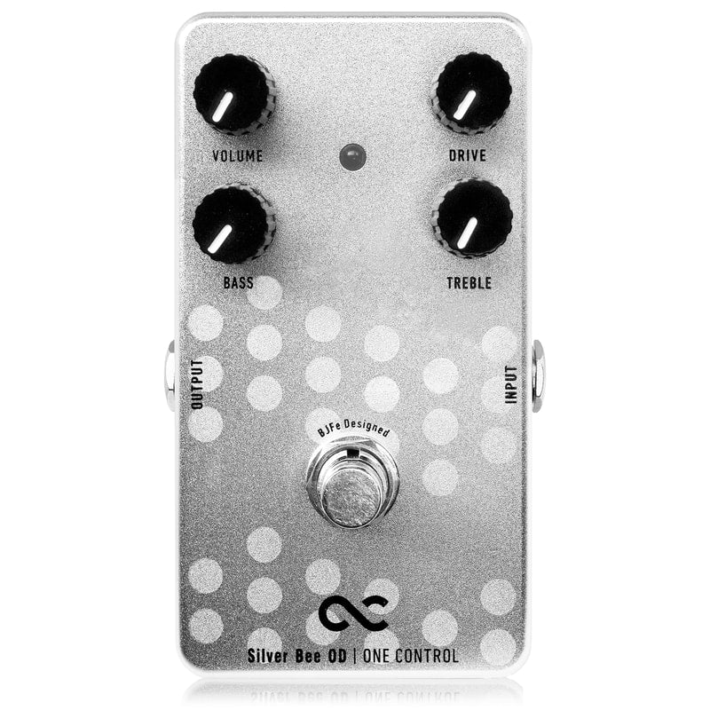 One Control SIlver Bee OD Overdrive Effect Pedal
