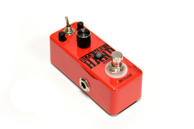 Outlaw Effects Dead Man's Hand Overdrive Guitar Effect Pedal