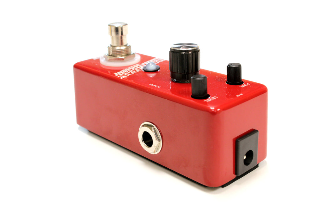 outlaw effects hangman overdrive electric guitar effect pedal all music inc. Black Bedroom Furniture Sets. Home Design Ideas