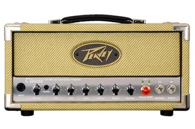 Peavey Classic 20 Mini Tube Tweed Guitar Amplifier Head
