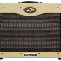 Peavey USA Classic 30 30-Watt 1x12 Tweed Tube Guitar Combo Amplifier