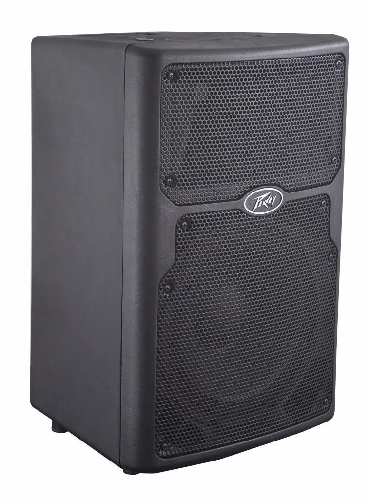 "Peavey PVXp 10 2-Way Active 1x10"" 400 Watt Peak PA Speaker Cabinet Black"