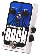 Pigtronix Philosopher's Rock Guitar Overdrive Distortion Compressor Pedal