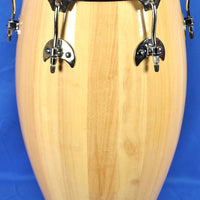 Rhythm-Tech RT-5103 Conga Natural Oak Percussion Drum Drums w/ Stand