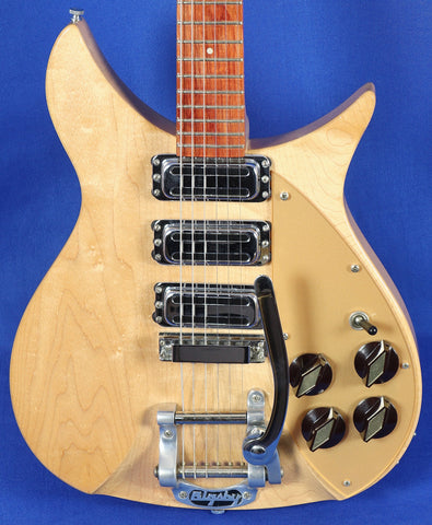 Rickenbacker USA 325V59 Mapleglo Semi-Hollow Electric Guitar