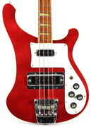 Vintage 1975 Rickenbacker 4001 Burgundyglo Electric Bass Guitar