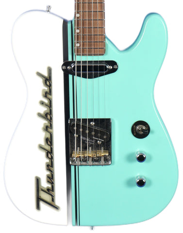 Rockaway Relic USA Custom Thunderbird Tele Seafoam Electric Guitar