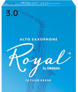 Royal Alto Sax 3.0 Box of 10