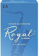 Royal Tenor Sax 2.5 Box of 10