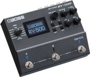 Boss RV-500 Stereo 32 Bit Reverb Electric Guitar Effect Effects Pedal