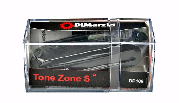 DiMarzio DP189-BK Tone Zone S Humbucking Stratocaster Guitar Bridge Pickup