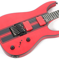 Schecter Banshee GT FR Satin Trans Red Electric Guitar
