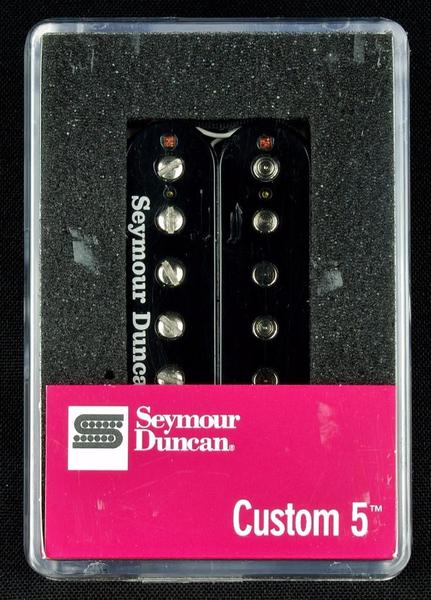 Seymour Duncan Custom 5 SH-14 Humbucker Bridge Pickup - Black