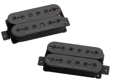 Seymour Duncan Holcomb Alpha and Omega 6 String Guitar Humbucker Pickup Set