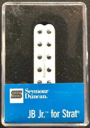 Seymour Duncan JB Jr. For Strat Stratocaster Guitar Neck Pickup - White