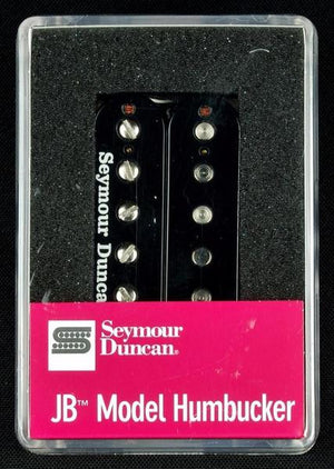 Seymour Duncan JB Model SH-4 Humbucker Electric Guitar Bridge Pickup - Black