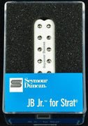 Seymour Duncan JB Jr. For Strat White Stratocaster Guitar Bridge Pickup SJBJ-1B