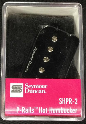 Seymour Duncan USA P-Rails Hot SHPR-2B Electric Guitar Bridge Pickup